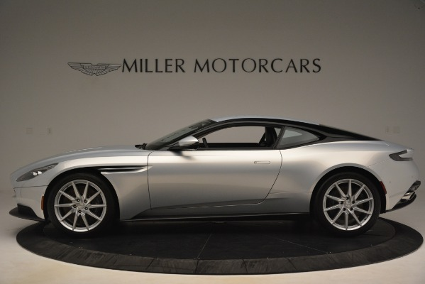 Used 2018 Aston Martin DB11 V12 Coupe for sale Sold at Maserati of Greenwich in Greenwich CT 06830 2