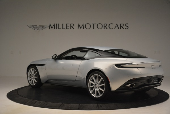 Used 2018 Aston Martin DB11 V12 Coupe for sale Sold at Maserati of Greenwich in Greenwich CT 06830 3