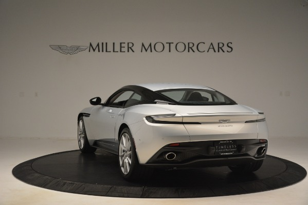 Used 2018 Aston Martin DB11 V12 Coupe for sale Sold at Maserati of Greenwich in Greenwich CT 06830 4