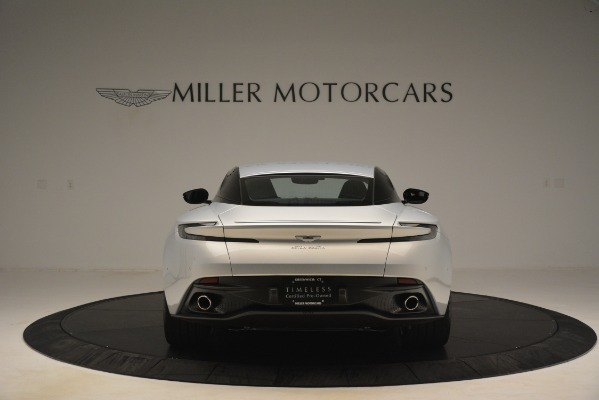 Used 2018 Aston Martin DB11 V12 Coupe for sale Sold at Maserati of Greenwich in Greenwich CT 06830 5