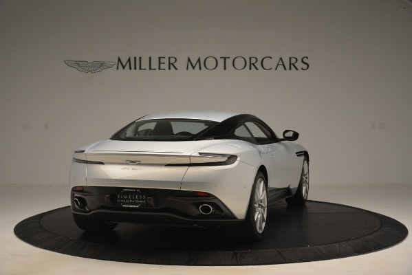 Used 2018 Aston Martin DB11 V12 Coupe for sale Sold at Maserati of Greenwich in Greenwich CT 06830 6