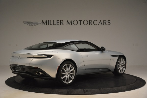 Used 2018 Aston Martin DB11 V12 Coupe for sale Sold at Maserati of Greenwich in Greenwich CT 06830 7