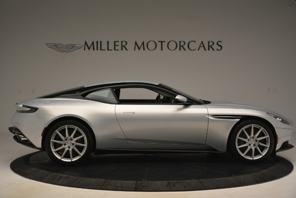 Used 2018 Aston Martin DB11 V12 Coupe for sale Sold at Maserati of Greenwich in Greenwich CT 06830 8
