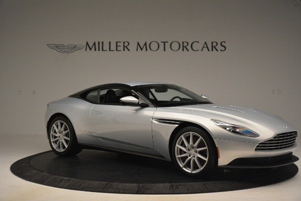 Used 2018 Aston Martin DB11 V12 Coupe for sale Sold at Maserati of Greenwich in Greenwich CT 06830 9