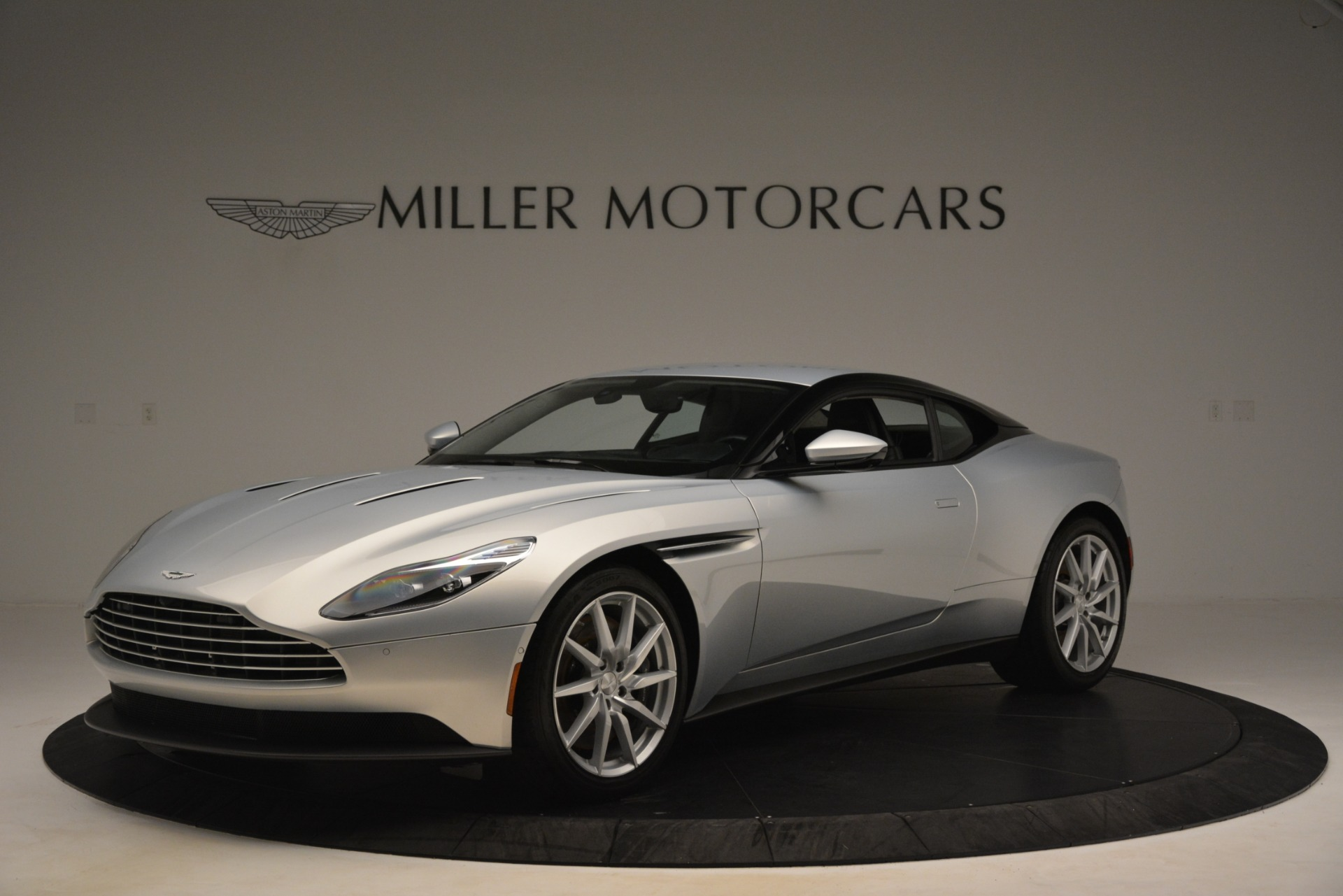 Used 2018 Aston Martin DB11 V12 Coupe for sale Sold at Maserati of Greenwich in Greenwich CT 06830 1