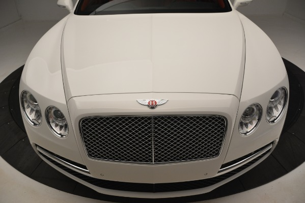 Used 2016 Bentley Flying Spur V8 for sale Sold at Maserati of Greenwich in Greenwich CT 06830 13