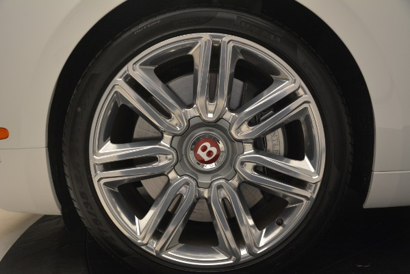 Used 2016 Bentley Flying Spur V8 for sale Sold at Maserati of Greenwich in Greenwich CT 06830 16