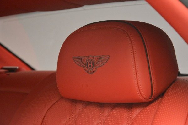Used 2016 Bentley Flying Spur V8 for sale Sold at Maserati of Greenwich in Greenwich CT 06830 24