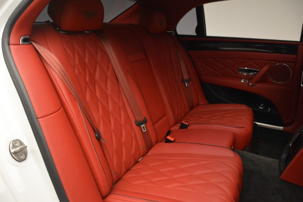 Used 2016 Bentley Flying Spur V8 for sale Sold at Maserati of Greenwich in Greenwich CT 06830 27