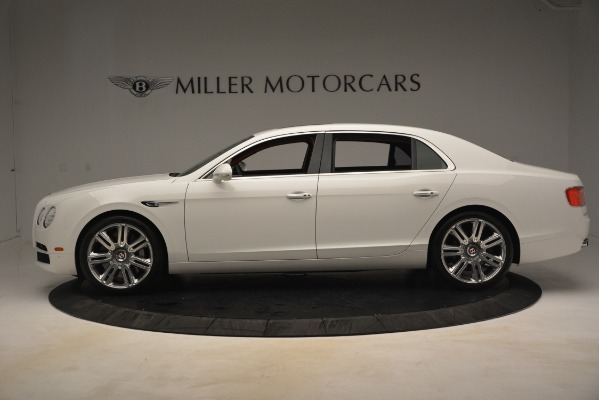 Used 2016 Bentley Flying Spur V8 for sale Sold at Maserati of Greenwich in Greenwich CT 06830 3