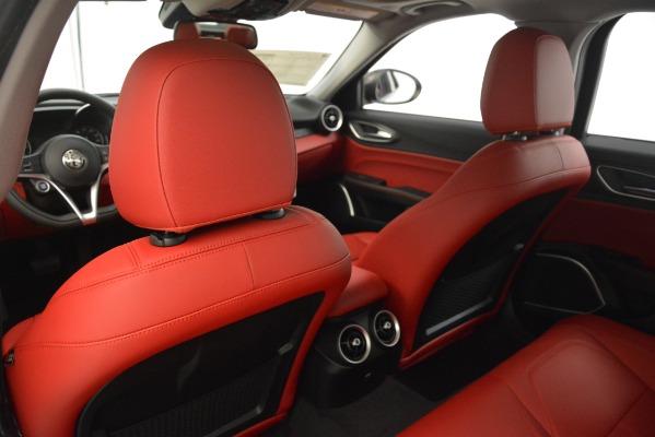 New 2019 Alfa Romeo Giulia Q4 for sale Sold at Maserati of Greenwich in Greenwich CT 06830 20