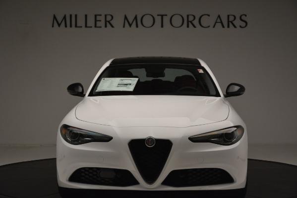 New 2019 Alfa Romeo Giulia Q4 for sale Sold at Maserati of Greenwich in Greenwich CT 06830 12