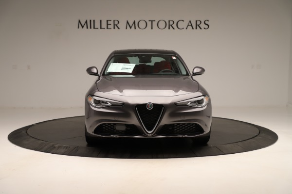 New 2019 Alfa Romeo Giulia Q4 for sale Sold at Maserati of Greenwich in Greenwich CT 06830 13