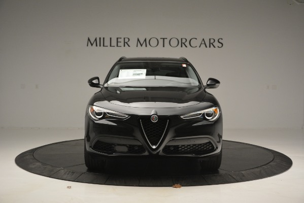 New 2019 Alfa Romeo Stelvio Ti Sport Q4 for sale Sold at Maserati of Greenwich in Greenwich CT 06830 10