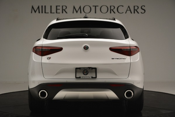 New 2019 Alfa Romeo Stelvio Ti Sport Q4 for sale $54,840 at Maserati of Greenwich in Greenwich CT 06830 6