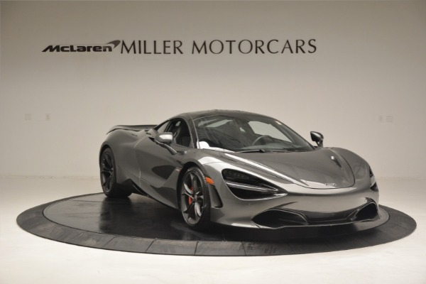 Used 2018 McLaren 720S for sale $269,900 at Maserati of Greenwich in Greenwich CT 06830 10