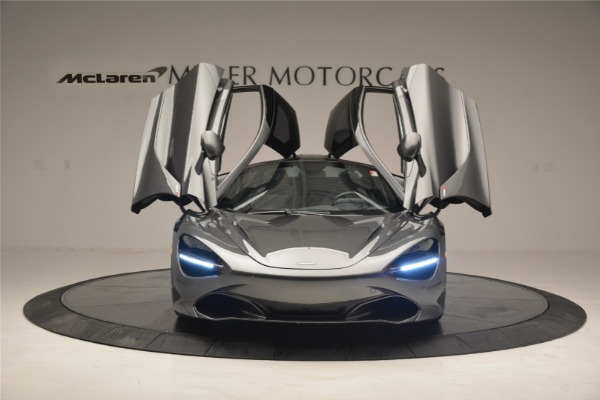 Used 2018 McLaren 720S for sale $269,900 at Maserati of Greenwich in Greenwich CT 06830 12