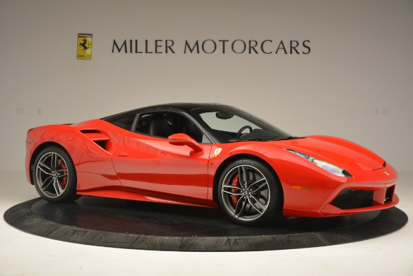 Used 2018 Ferrari 488 GTB for sale Sold at Maserati of Greenwich in Greenwich CT 06830 10