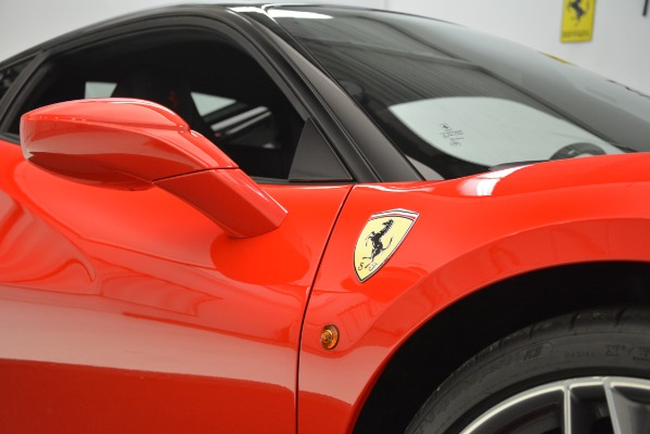Used 2018 Ferrari 488 GTB for sale Sold at Maserati of Greenwich in Greenwich CT 06830 14
