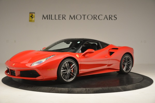 Used 2018 Ferrari 488 GTB for sale Sold at Maserati of Greenwich in Greenwich CT 06830 2