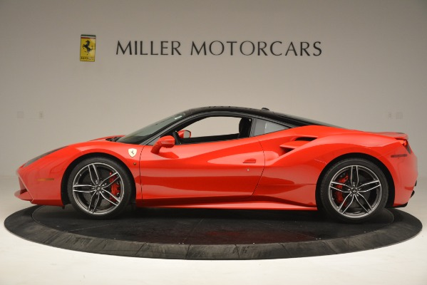 Used 2018 Ferrari 488 GTB for sale Sold at Maserati of Greenwich in Greenwich CT 06830 3