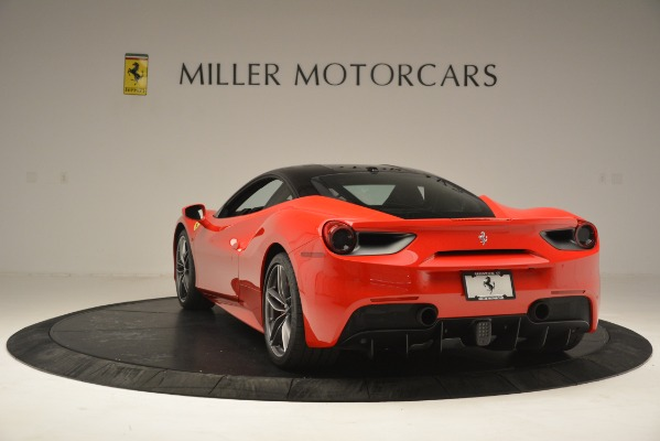 Used 2018 Ferrari 488 GTB for sale Sold at Maserati of Greenwich in Greenwich CT 06830 5