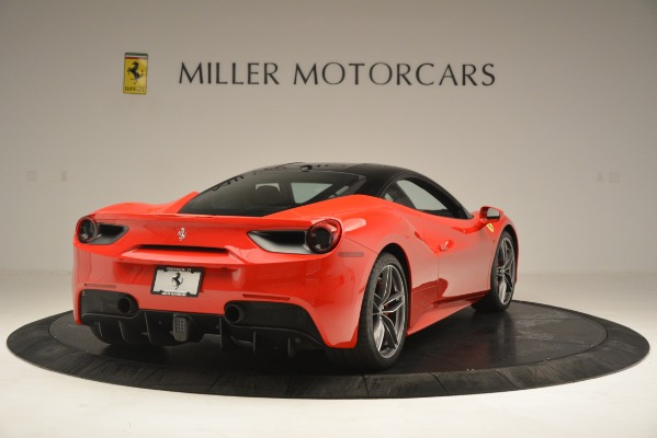 Used 2018 Ferrari 488 GTB for sale Sold at Maserati of Greenwich in Greenwich CT 06830 7