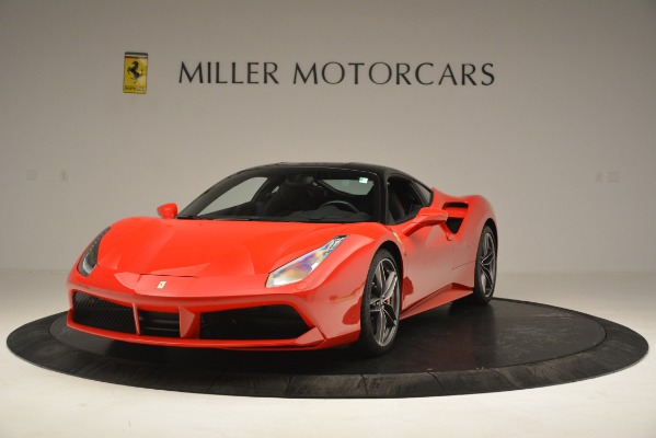 Used 2018 Ferrari 488 GTB for sale Sold at Maserati of Greenwich in Greenwich CT 06830 1