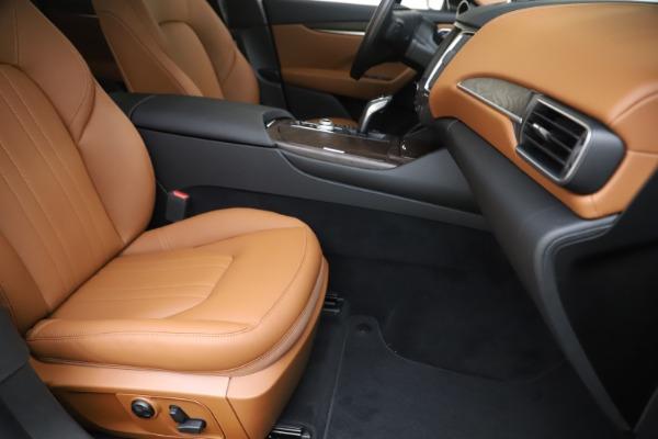 New 2019 Maserati Levante Q4 for sale Sold at Maserati of Greenwich in Greenwich CT 06830 24