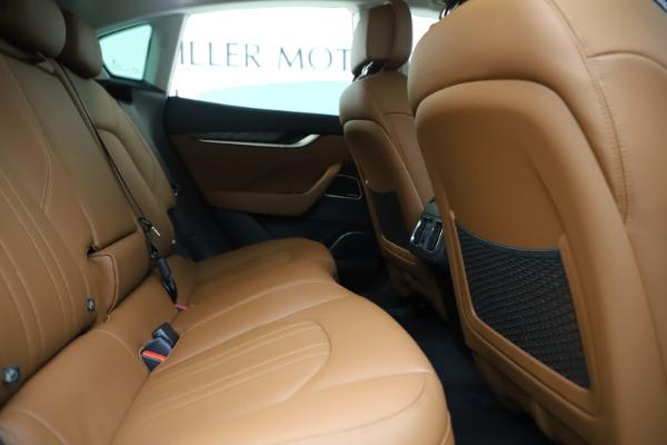New 2019 Maserati Levante Q4 for sale Sold at Maserati of Greenwich in Greenwich CT 06830 27