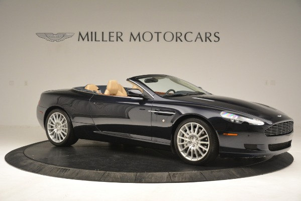 Used 2007 Aston Martin DB9 Convertible for sale Sold at Maserati of Greenwich in Greenwich CT 06830 10