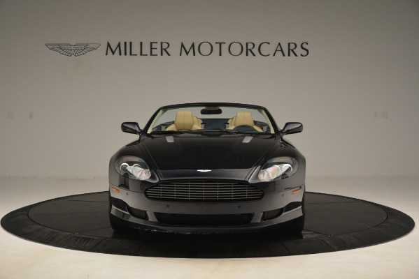 Used 2007 Aston Martin DB9 Convertible for sale Sold at Maserati of Greenwich in Greenwich CT 06830 12