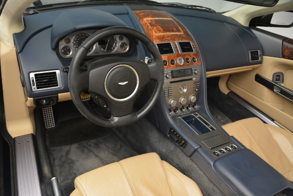 Used 2007 Aston Martin DB9 Convertible for sale Sold at Maserati of Greenwich in Greenwich CT 06830 14