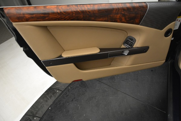Used 2007 Aston Martin DB9 Convertible for sale Sold at Maserati of Greenwich in Greenwich CT 06830 16