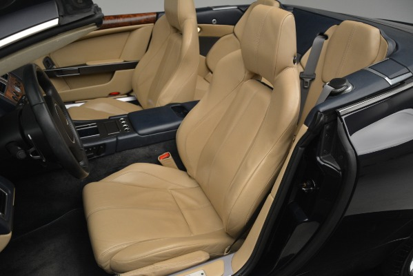 Used 2007 Aston Martin DB9 Convertible for sale Sold at Maserati of Greenwich in Greenwich CT 06830 17
