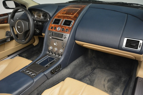 Used 2007 Aston Martin DB9 Convertible for sale Sold at Maserati of Greenwich in Greenwich CT 06830 19