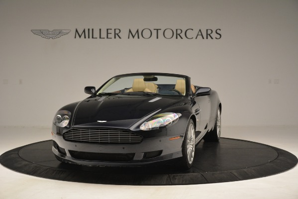 Used 2007 Aston Martin DB9 Convertible for sale Sold at Maserati of Greenwich in Greenwich CT 06830 2