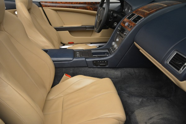 Used 2007 Aston Martin DB9 Convertible for sale Sold at Maserati of Greenwich in Greenwich CT 06830 20