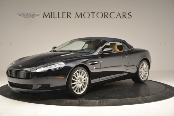 Used 2007 Aston Martin DB9 Convertible for sale Sold at Maserati of Greenwich in Greenwich CT 06830 23
