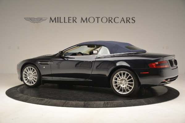 Used 2007 Aston Martin DB9 Convertible for sale Sold at Maserati of Greenwich in Greenwich CT 06830 25