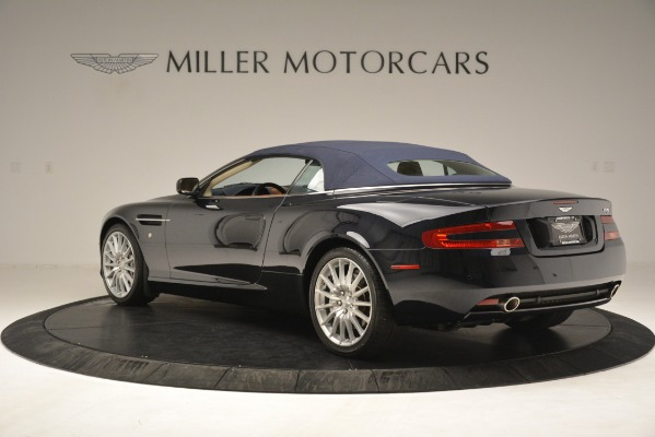 Used 2007 Aston Martin DB9 Convertible for sale Sold at Maserati of Greenwich in Greenwich CT 06830 26