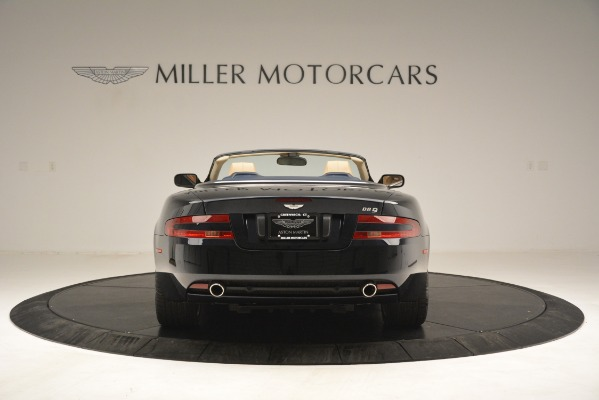 Used 2007 Aston Martin DB9 Convertible for sale Sold at Maserati of Greenwich in Greenwich CT 06830 6