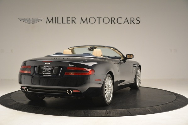 Used 2007 Aston Martin DB9 Convertible for sale Sold at Maserati of Greenwich in Greenwich CT 06830 7