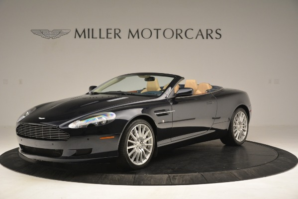 Used 2007 Aston Martin DB9 Convertible for sale Sold at Maserati of Greenwich in Greenwich CT 06830 1