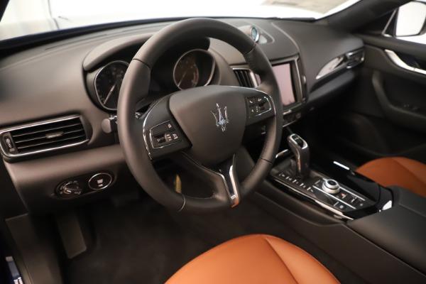 New 2019 Maserati Levante Q4 for sale Sold at Maserati of Greenwich in Greenwich CT 06830 13