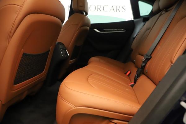 New 2019 Maserati Levante Q4 for sale Sold at Maserati of Greenwich in Greenwich CT 06830 19