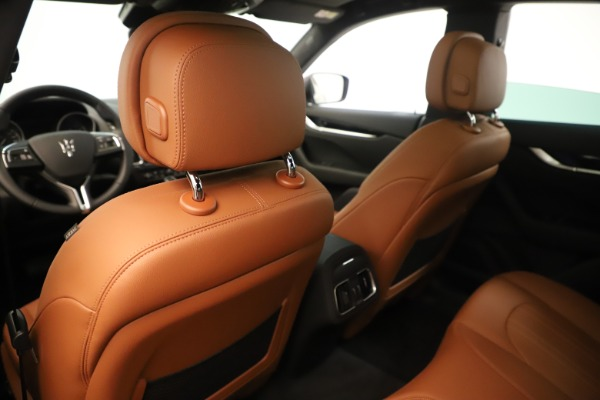 New 2019 Maserati Levante Q4 for sale Sold at Maserati of Greenwich in Greenwich CT 06830 20