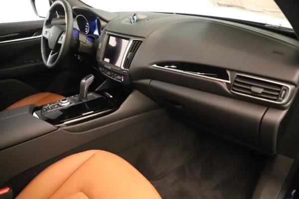 New 2019 Maserati Levante Q4 for sale Sold at Maserati of Greenwich in Greenwich CT 06830 22