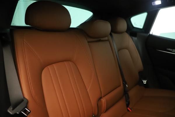 New 2019 Maserati Levante Q4 for sale Sold at Maserati of Greenwich in Greenwich CT 06830 26