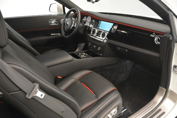 Used 2016 Rolls-Royce Wraith for sale Sold at Maserati of Greenwich in Greenwich CT 06830 21